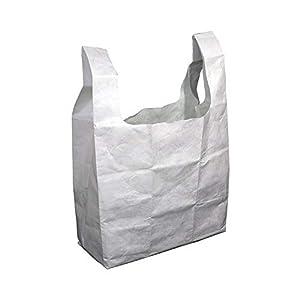 (シンキングパワー)Thinking Power タイベック製の買い物バッグ THINK AERO SPEED BAG (ホワイト) 1枚
