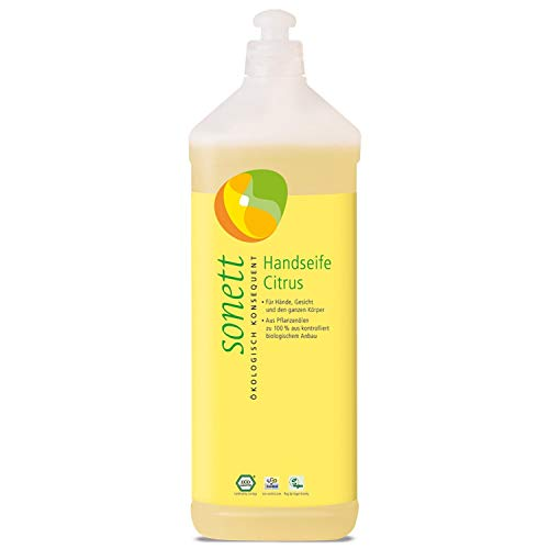 Sonett Bio Handseife Citrus (1 x 1000 ml)
