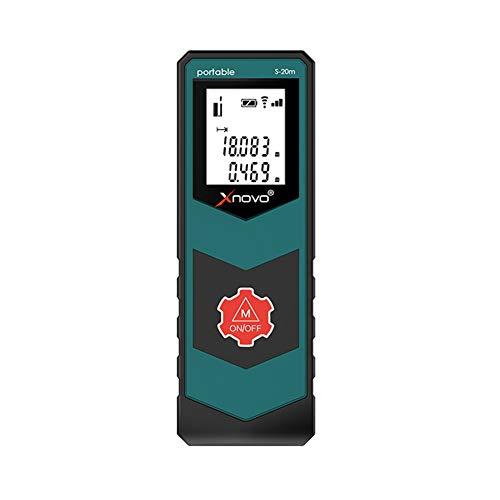 Digitale meetlint 25M handheld rangefinder elektronische meetlint geschikt voor hoge precisie meting