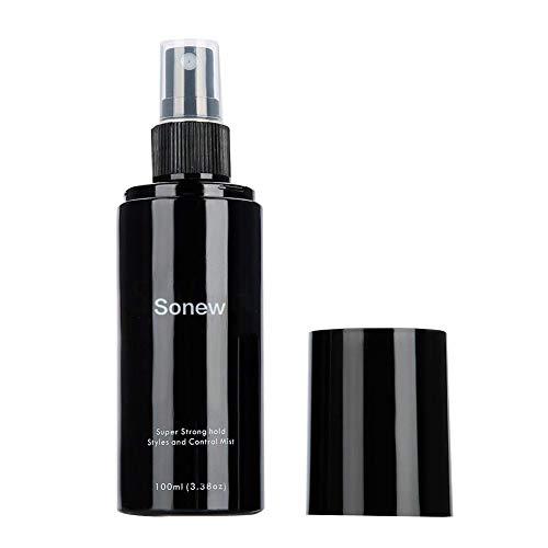Spray de maintien de fibre de cheveux,Fibres Capillaires Naturelles Épaississez vos cheveux en quelques secondes,convient aux hommes et aux femmes