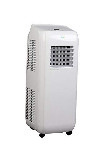 BLU-09CO 9,000 BTU Portable Air Conditioning Unit with Complimentary Window Kit - New R290 Eco Refrigerant - Next Working Day Delivery