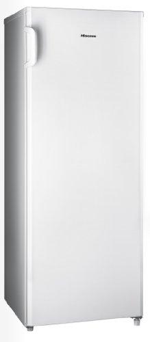 Hisense GSNF 139 WE Gefrierschrank / A+ / 144.4 cm Höhe / 232 kWh/Jahr / 139 Liter Gefrierteil / Türanschlag rechts, wechselbar / weiß