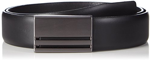 MLT Belts & Accessoires Herren Koppel-Gürtel Berlin, Schwarz (black 9000), 90 cm