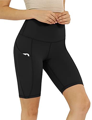 ODODOS Yoga-Shorts mit hoher Taille,...