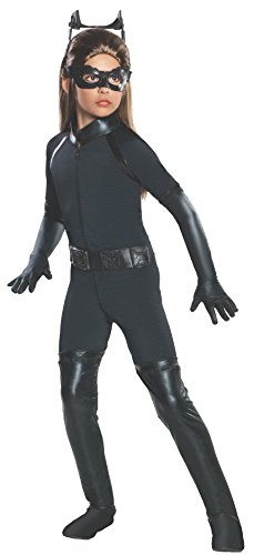 Rubie's Batman Dark Knight Rises Child's Deluxe Catwoman Costume - Medium by