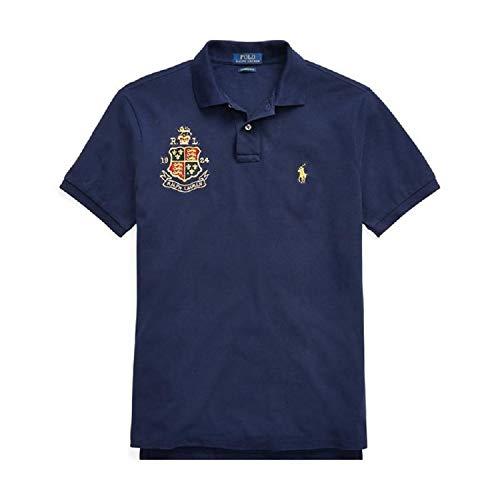 Polo Ralph Lauren 710766520001 Polo Mann blau XL