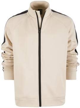 Ideology Big Boys Striped Sleeve Active Jacket,