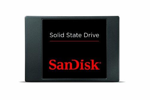 SanDisk SSD 64GB Sata III 2,5 Zoll Interne SSD, bis zu 490MB/Sek