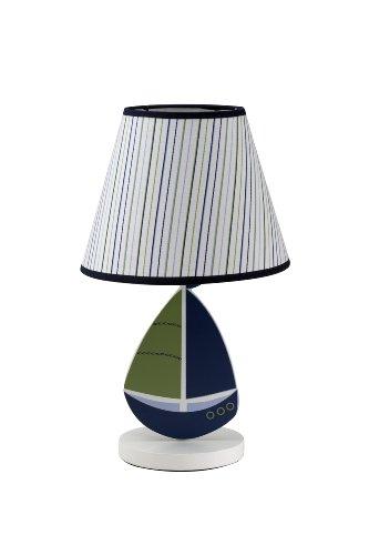 Nautica Zachary Lamp and Shade