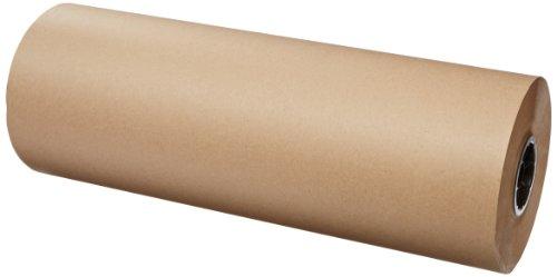 Pratt Multipurpose Kraft Paper Sheet for Packaging Wrap, KPR4024900R,  900' Length x 24