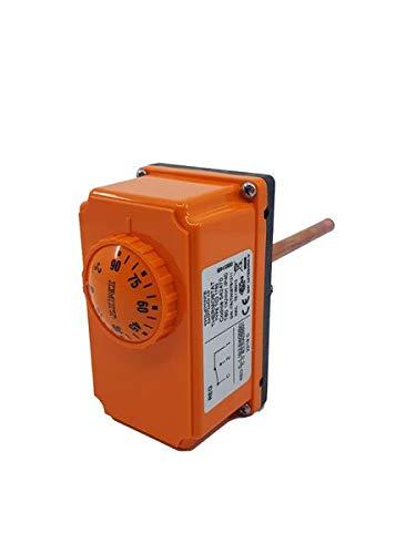 Regelthermostat - Thermostat 0°C bis +90°C