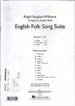 English Folk Song Suite Full Score
