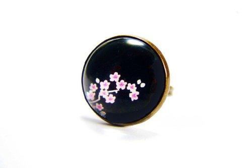 Ladyville Großer Ring - Feine Blüten