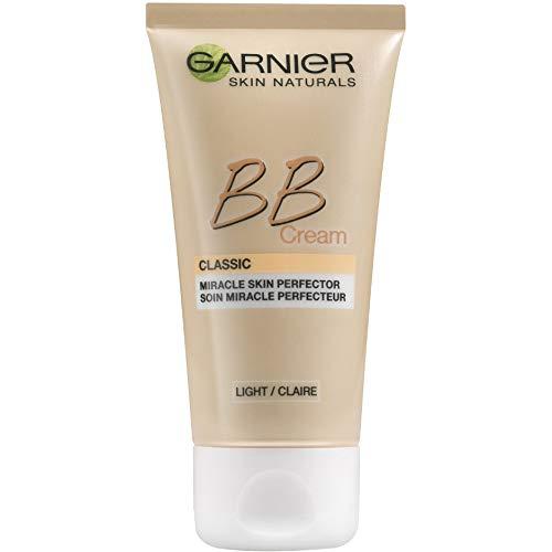 Garnier BB Cream Miracle Skin Perfector 5 in 1 Blemish Balm Hell, mit Vitamin C-Komplex und...