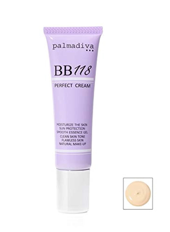 警察署奪う雇うパルマディーバ 新 BB118プラス パーフェクトクリーム (美容液ファンデーション) ヒト由来幹細胞エキス ユーグレナエキス配合