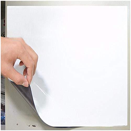 XGQ A5 Imanes de Nevera Flexibles Pizarra Blanca Impermeable Niños Tablero de Mensajes Tablero de Mensajes del refrigerador magnético, Tamaño: 210x148 mm