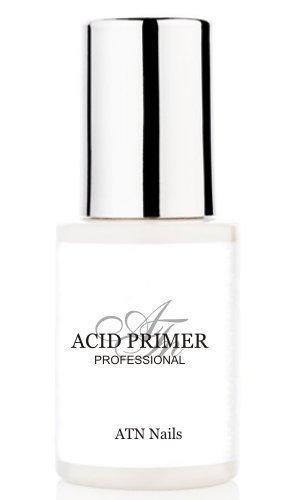 ATNails Nail Primer - NON ACID BONDER Uv Gel & Acrylic Nails primer