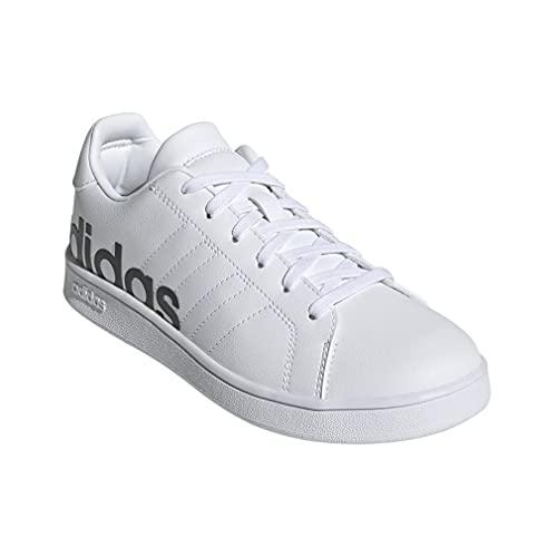 adidas Grand Court LTS K, Zapatillas Deportivas, FTWBLA/NEGBÁS/FTWBLA, 28 EU