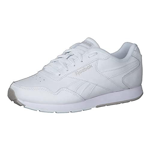 Reebok Glide, Sneaker Mujer, White/Steel Royal, 37.5 EU
