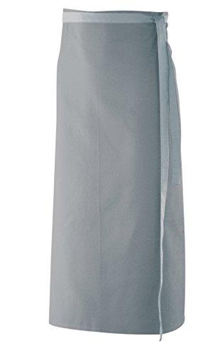 Exner 102 Tablier de bistro 100 x 80 cm - Gris - taille unique