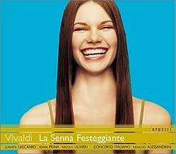 Vivaldi: La Senna Festeggiante Vivaldi Edition