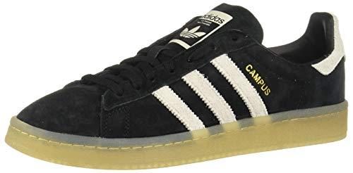 adidas Originals Campus Sneaker Damen schwarz/hellgrau, 6.5 UK - 40 EU - 8 US