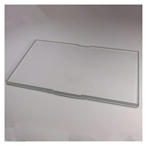 SHENG shengyuan Borosilicate Glass Plate Fit For Replicator 2 Glass Plate Replacement Upgrade 8mm Glass Build Plate Grade