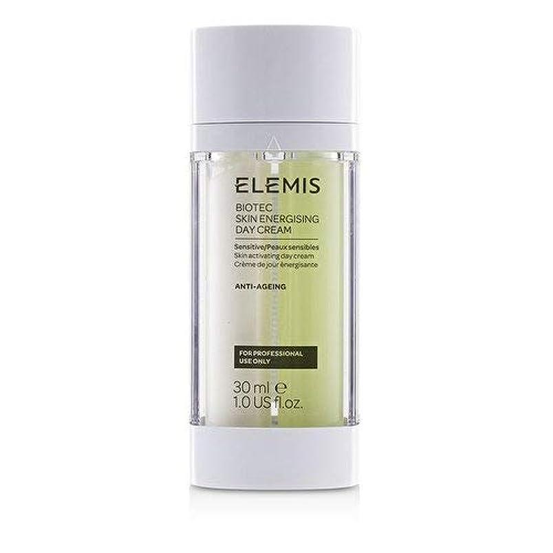 オープニング笑い改革エレミス BIOTEC Skin Energising Day Cream - Sensitive (Salon Product) 30ml/1oz並行輸入品