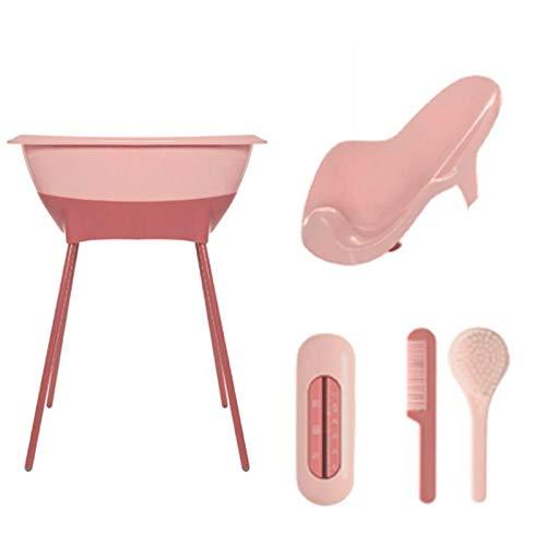 Bañera Luma Set de Baño Rosa 2021