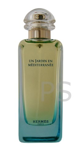 HERMES UN JARDIN EN MEDITERRANEE WOMAN 100ml EAU DE TOILETTE SPRAY