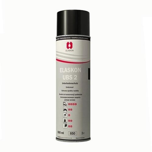 Elaskon Unterbodenschutz 2 in 500ml Spraydose