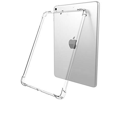 CRFYJ Case for iPad 10.2 2019 Shockproof Corners TPU Cover for iPad 9.7 2017 2018 Air 2 1 Pro 9.7 11 10.5 12.9 Mini 2/3/4/5 Funda (Color : Air 2)