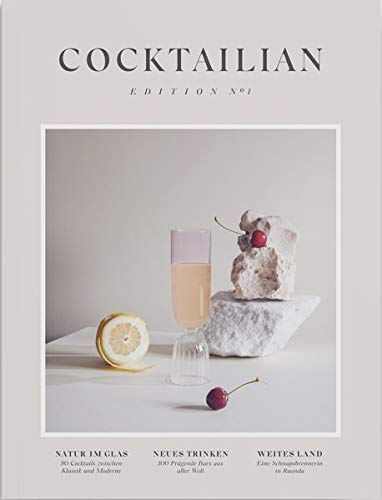 COCKTAILIAN: Edition N°1