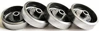 polishing pinewood derby wheel hubs