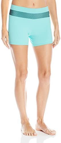 Capezio Women's Sheer Inset Short