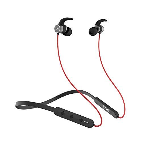 boAt Rockerz 255 Pro in-Ear Bluetooth Neckband Earphone with Mic(Raging Red)