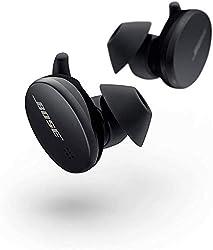 Des écouteurs sans fil Bluetooth conçus par Bose pour vous surpasser lors de vos entraînements. Le son Bose authentique vous donnera l'impression que l'artiste est juste derrière vous: de quoi vous pousser à tout donner lors de votre entraînement. D...