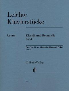 LEICHTE KLAVIERSTUECKE 1 - arrangiert für Klavier [Noten / Sheetmusic]