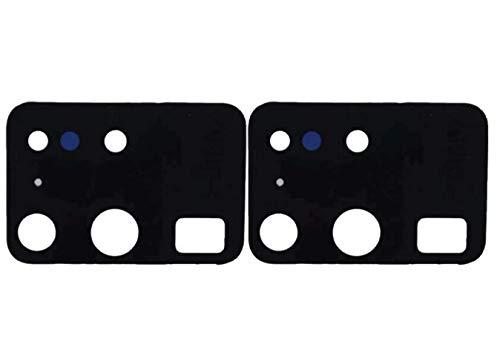 2 x Rückkamera-Glasobjektiv-Aufkleber für Samsung Galaxy S20 Ultra 17,5 cm (6,9 Zoll)