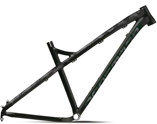Dartmoor Primal 27.5 Rahmen MTB, Erwachsene, Unisex, Black/Grey, Medium