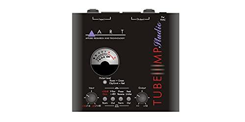 ART TUBE MP voorversterker met VU-meter