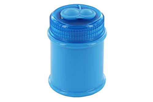 KUM AZ103.49.19-B - Doppel-Behälterspitzer, Maxi M2, aus Magnesium, blau, 1 Stück