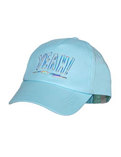maximo Mädchen Cap Kappe, Blau (Blue Tint 22), (Herstellergröße: 55/57)