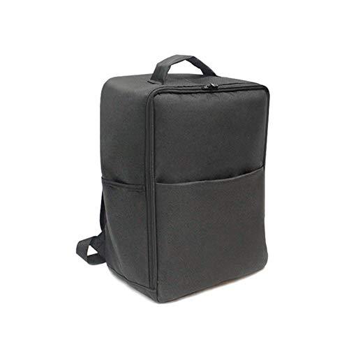 SSXPNJALQ Ajuste para Potic PRAM Bolsa de Viaje Organizador Cochecito Accesorios Mochila Fit para GB Pockit 2S 3S 3C Plus (Color : Black)