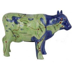 Muschel-sammler-shop 'Hucha Vaca pintadas Mano Mecklemburgo