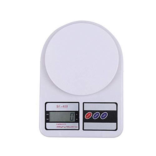 Keuken Thuis Multifunctionele Digitale Zakweegschaal Huishoudelijke Elektronische Weegschaal Mini Keukenweegschaal Precisie Bakschaal Kleine Gram Schaal Medicinaal Voedsel-5Kg/1G