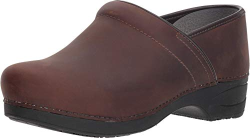 Dansko Men#039s XP 20 Mens Brown Clog 10511 M US