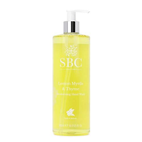 SBC Lemon Myrtle & Thyme - Deodorising Hand Wash 500ml