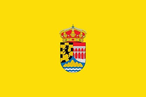 magFlags Bandera Large Municipio de Valdelaguna Comunidad de Madrid   Bandera Paisaje   1.35m²   90x150cm