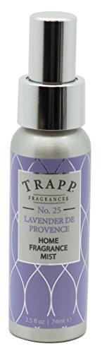 Trapp Candles Home Fragrance Mist, No. 25 Lavender de Provence, 2.5-Ounce